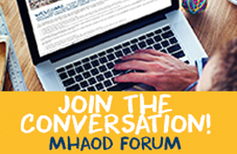 Join the conversation MHAOD Forum
